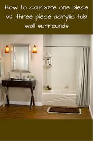 bathroom lowes tub shower veritek swanstone tub surround