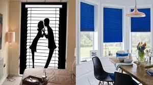 creative roller blind design ideas for living room interiors