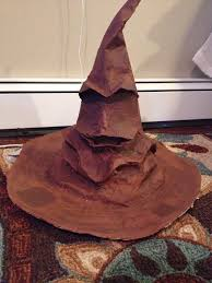 harry potter halloween party how to make a harry potter sorting hat arts and crafts