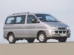 Hyundai Starex 10+1 Kişi 2,5 Dizel
