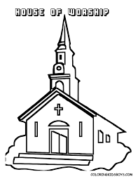 free preschool sunday coloring pages church bible