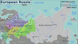 Map Of Russia And Europe by Russia To Europe Edisnormanmedia Com