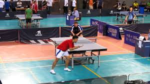Table Tennis Tournament by Joseph Cruz 1 Abu Dhabi Al Jazira Table Tennis Tournament Youtube