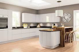 Handleless Kitchen Cabinets Complete Units
