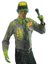 Security Guard Halloween Costume 317 Epidemic Images