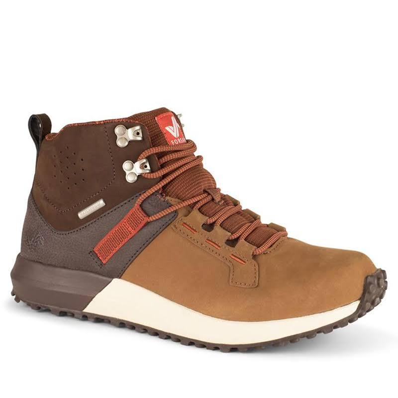 Forsake Range High Hiking Boot Brown/Tan Medium 10 MSS18RH1100