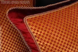 scalamandre velvet old world weavers elegant accent pillows