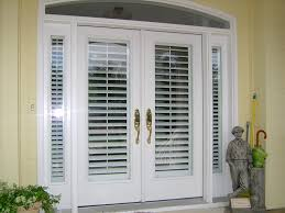 exterior door with blinds between glass blinds for french doors glasgow blinds hats gloves u0026