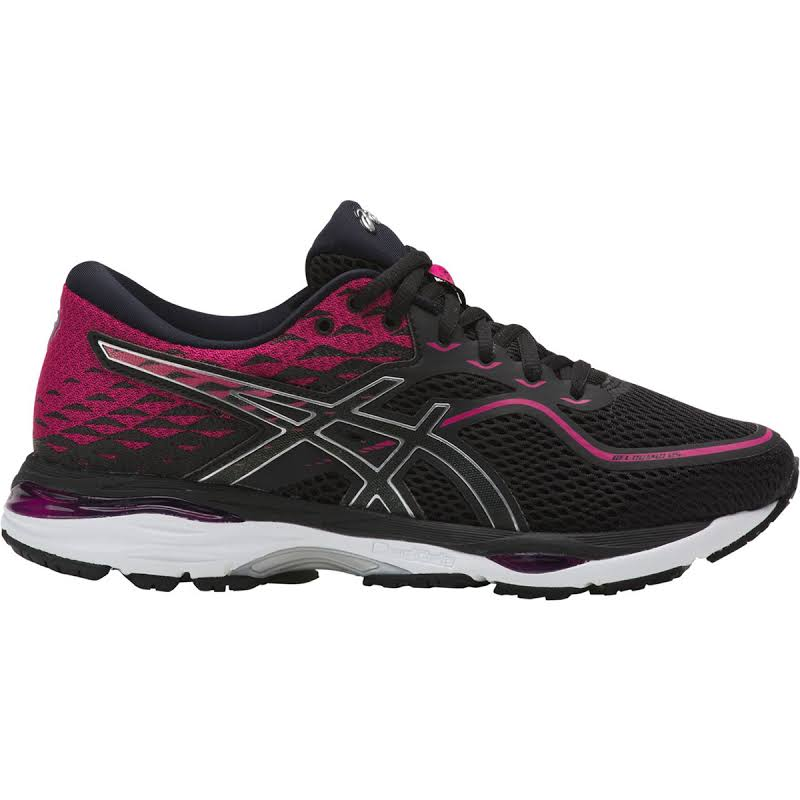 ASICS GEL-Cumulus 19 Running Shoes Black- Womens