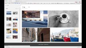 Squarespace by Build A Photography Portfolio With Squarespace Youtube
