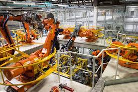auto industry newsletter abb robots power mini output at vdl nedcar