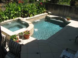 Swimming Pools Backyard by Pools For Small Yards Small Yard Nice Corner Pool Outdoor
