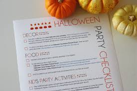 Printable Halloween Decorations Scary by My Printable Halloween Party Planning Guide Catch My Party