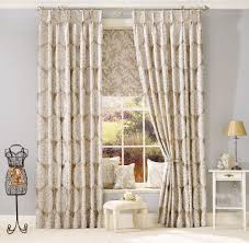 curtains home decor decor tucon pinch pleat curtains in beige for home decoration ideas