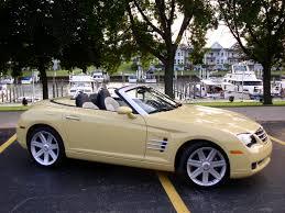 automotive trends 2005 chrysler crossfire roadster