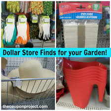 frugal gardening 19 things for the garden i found at the dollar store