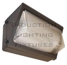 Cobra Head Light Fixtures by Iwp100 100w Induction Light Wall Mount Wall Pack Light Fixture For