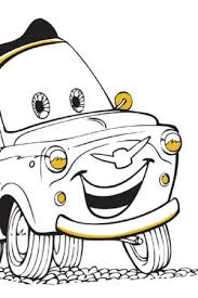 cars lightning mcqueen colouring disney create