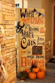 picturesque outdoor home halloween inspiring design showcasing