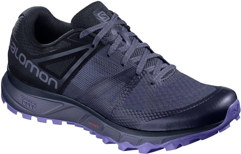 Salomon Trailster Trail Running Shoes Blue, 9