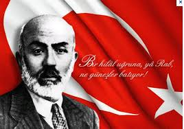 İstiklal Marşımızın yazarı <b>Mehmet Akif Ersoy</b>&#39;un 75. ölüm yıldönümü - makifersoylmyldnm