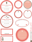 A Super-Duper Free Printable Holiday Gift Tag Roundup | Creature ...
