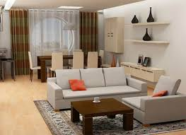 living room traditional apartment design sloped ceiling storage