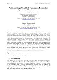 The Use of Qualitative Content Analysis in Case Study Research   Kohlbacher   Forum Qualitative Sozialforschung   Forum  Qualitative Social Research