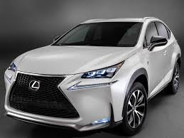 lexus mobiles india lexus reveals nx baby suv business insider