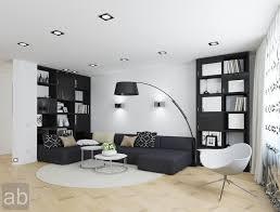 White Home Interiors Black And White Living Room Interior Design Ideas Luxury Black And
