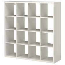 4 Shelf Bookcase White by Kallax Shelf Unit White Ikea