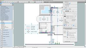 Architecture Symbols Floor Plan How To Use House Electrical Plan Software Building Drawing