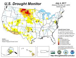 Drought Map Usa by Northern Plains Drought Shows Again That Failing To Plan For