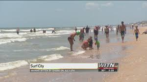 Florida Shark Attack Map by Marine Is 8th N C Shark Attack Victim In Less Than A Month Ny