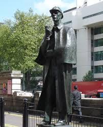 Statue of Sherlock Holmes, London