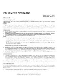 sample of special skills in resume heavy equipment operator skills resume free resume example and farm equipment operator sample resume sample resume photographer machine operator resume examples with selective certification farm
