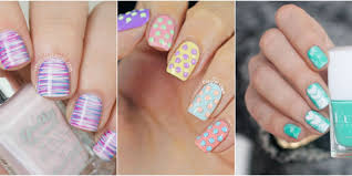 nail art spring nail designs pretty art ideas wonderful nails