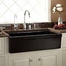 Black Farmhouse Kitchen Sinks - Italian kitchen sinks