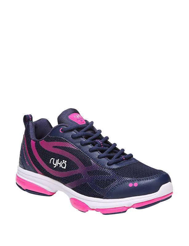 Ryka Devotion Xt Cross Training Sneakers Blue, 7.5