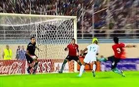 L'équipe algérienne de foot