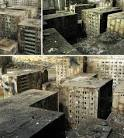 EVOL: Street Art Featuring Miniature Abandoned Cities: Urban Ghosts
