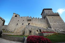 Small Castle by San Marino Castles On A Hill U2013 Bald Nomad