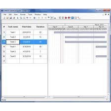 Gantt Chart Examples  Tutorials  and Templates     Free Downloads     Gantt Designer