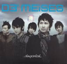 band pendatang baru,profil de meises,dengarlah bintang hatiku, terbaru,www.whistle-dennis.blogspot.com.