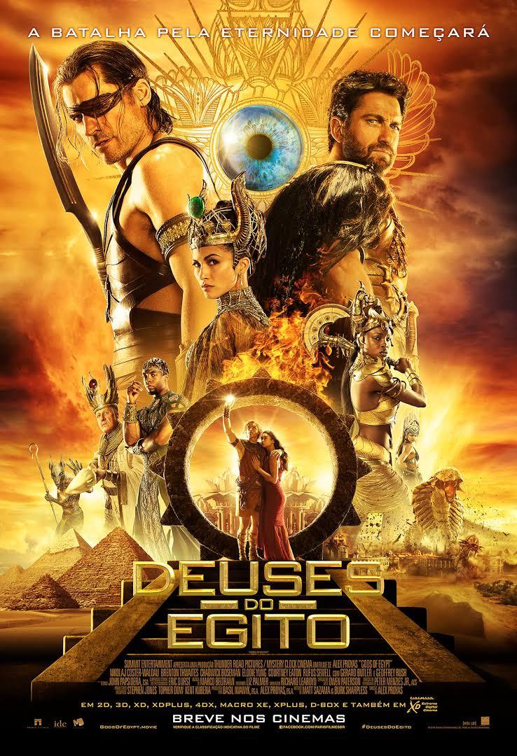 Deuses do Egito Torrent – BluRay 1080p Dual Áudio 2016