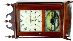Ansonia Mantel Clock Early American Clocks 46 79