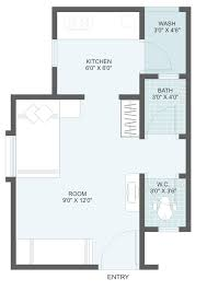 400 sq ft 1 bhk 1t apartment for sale in dbs affordable home umang