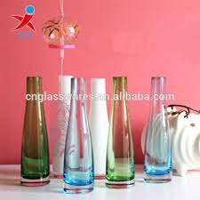 Decorative Glass Vases Tall Hand Blown Color Glass Vases Tall Hand Blown Color Glass