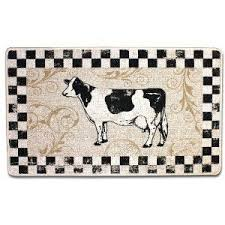 Cow Print Rugs Cow Kitchen Rugs Roselawnlutheran