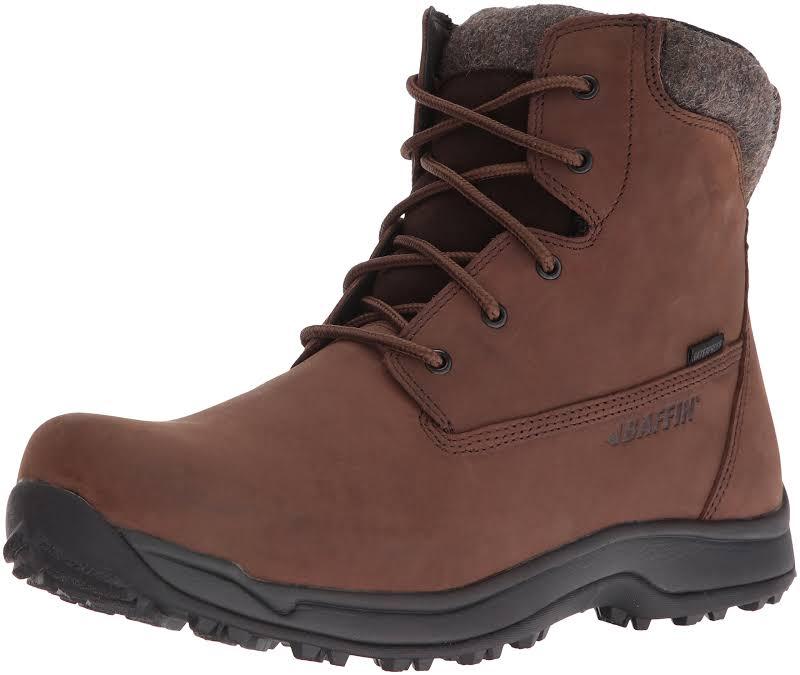 Baffin Truro Winter Boot Brown 11 US TOCOM001-BR1-11